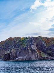 北海道 知床半島 プユニ岬