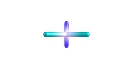 Dichlorodifluoromethane molecular structure isolated on white