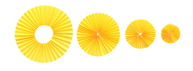 paper decor for a holiday, birthday, Halloween, baby shower, background picture. govart circle