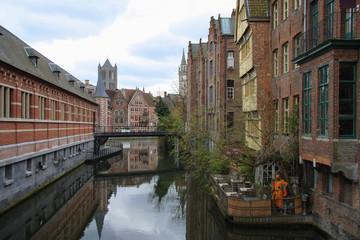 Gent in Belgium