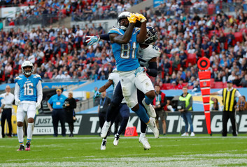 Tennessee Titans v Los Angeles Chargers - NFL International Series