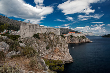 Dubrovnik in Croatia, Europe