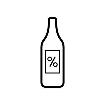 butelka ikona