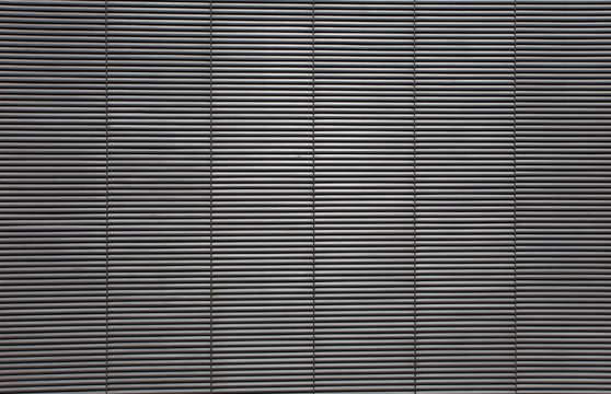 texture of metal vent grill on wall