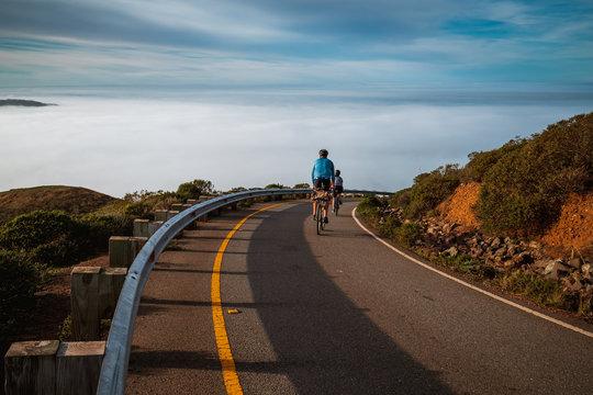 Biking The Marin Headlands