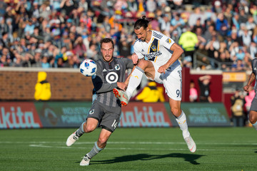 MLS: Los Angeles Galaxy at Minnesota United FC