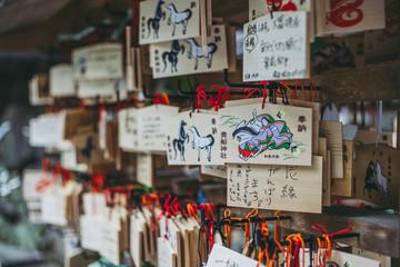 貴船神社の風景