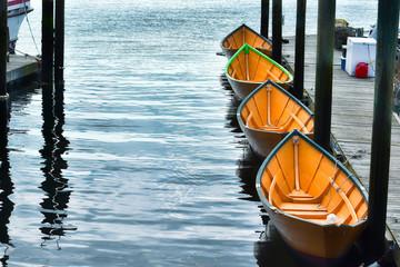 Meditating Boats