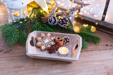 Weihnachten Gebäck Duftend
