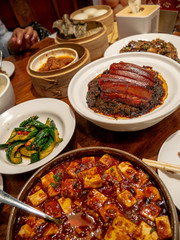 Cantonese Dishes