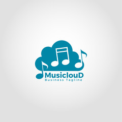 Music Cloud - High Quality Online Music Streaming Logo