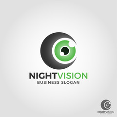 Night Vision Camera logo