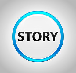 Story Round Blue Push Button