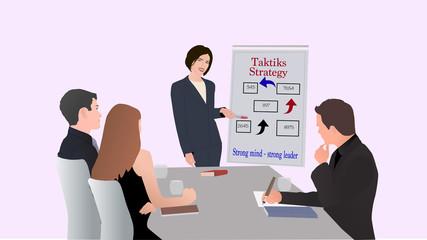 Business tactics