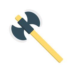 axe  sickle   evil
