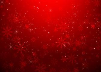 Christmas snowflake and starlight abstract bakcground vector illustration eps10 0023