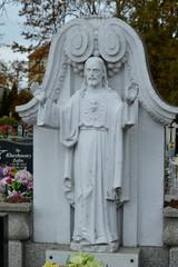 Poster Monument Cmentarny pomnik w Tucholi