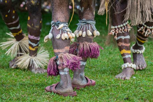 Festival Papua New Guinea body decoration