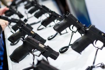 Gun Display Stands