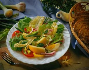 Салат из овощей Vegetable Salad
