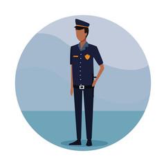 Police officer Job worker