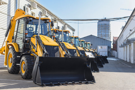 construction equipment for people