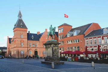 Esbjerg Dänemark Panorama