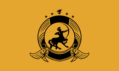 Archer Logo for Archery Company or Artemis Law firm