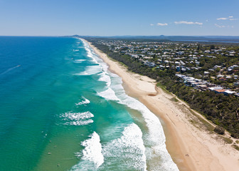 Sunshine Beach, Noosa, Queensland. Australia