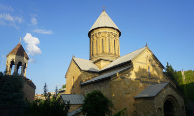 Tbilisi Sioni Cathedral and Bell Tower