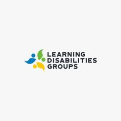 Disabilities logo design vector