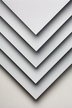 Grey paper design