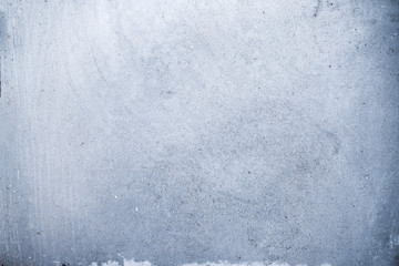 Texture of gray cement wall