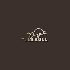 Angry Bull Logo