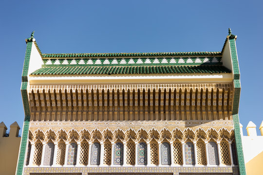 Details for king's palace