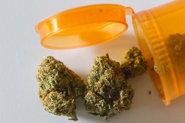 Medical Marijuana Jar