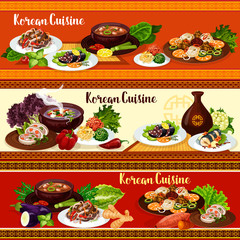 Korean cuisine dishes, spicy asian food