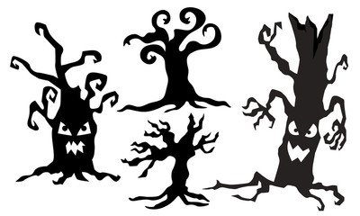 Shadow trees isolate
