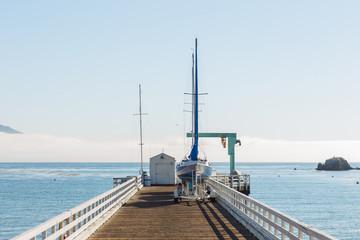 Pebble Beach Pier