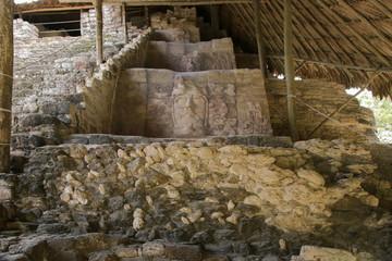 Kohunlich, Maya Ruins