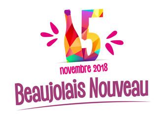 Le Beaujolais Nouveau - 15 novembre 2018
