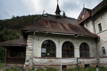 Adamov - town in Moravia, Czech Republic