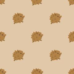 イノシシ柄のパターン