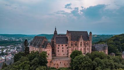 Marburger Schloss, Marburg an der Lahn Fotomurales