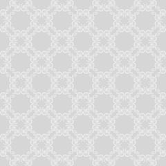 Geometric seamless pattern. Lace