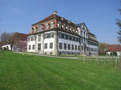 Schulgebäude Schloss Salem