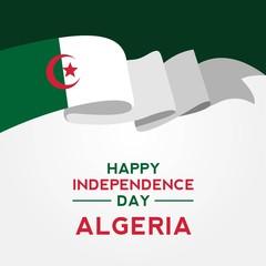 algeria independence day design