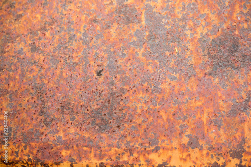 Wall mural grunge metal background