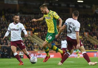 Championship - Norwich City v Aston Villa