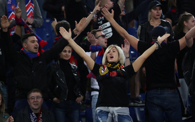 Champions League - Group Stage - Group G - AS Roma v CSKA Moscow